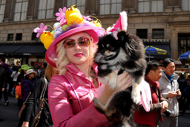 The Easter Parade and Easter Bonnet Festival | Pet